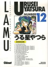 Rumiko Takahashi - Urusei Yatsura Tome 12 : .