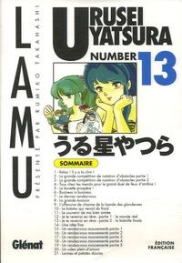 Rumiko Takahashi - Urusei Yatsura Tome 13 : .