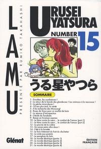Rumiko Takahashi - Urusei Yatsura Tome 15 : .