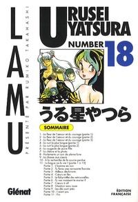 Rumiko Takahashi - Urusei Yatsura Tome 18 : .