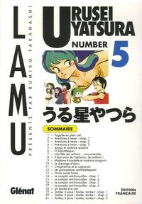 Rumiko Takahashi - Urusei Yatsura Tome 5 : .