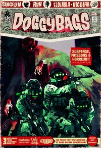 Run et Guillaume Singelin - Doggybags Tome 4 : .