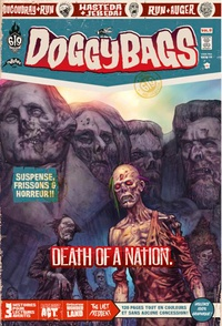 Run et Aurélien Ducoudray - Doggybags Tome 9 : Death of a Nation.