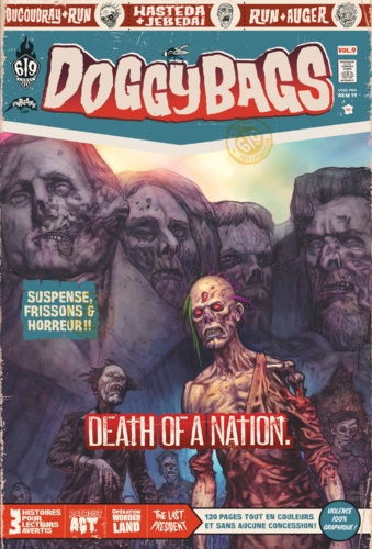 Doggybags Tome 9 Death of a Nation