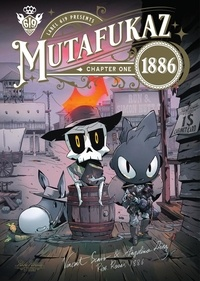 Run et Simon Hutt - Mutafukaz 1886 - Chapitre 1.