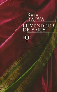 Rupa Bajwa - Le vendeur de saris.