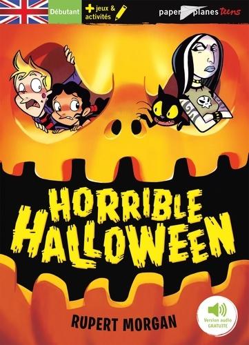 Horrible Halloween  avec 1 CD audio MP3