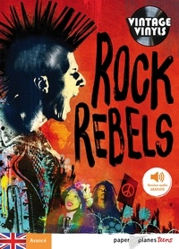 Rupert Morgan - Rock rebels - The Music that Changed the Worls. 1 CD audio MP3
