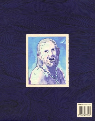 Portrait d'un buveur. Edition avec frontispice