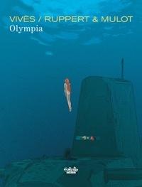 Ruppert et Bastien Vivès - The Grande Odalisque Olympia.