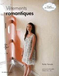 Ruriko Yamada - Vêtements romantiques.