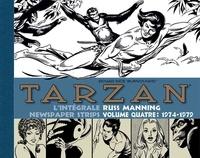 Russ Manning et Edgar Rice Burroughs - Tarzan L'intégrale des Newspaper Strips Tome 4 : 1974-1979 - + Etui offert !.
