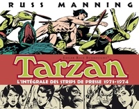 Russ Manning - Tarzan L'intégrale des Newspaper Strips Volume 3 : 1971-1974.