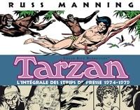 Russ Manning - Tarzan L'intégrale des Newspaper Strips Volume 4 : 1974-1979.