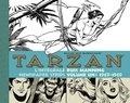 Russ Manning - Tarzan  : L'intégrale des newspaper strips - Volume 1, 1967-1969.
