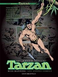 Russ Manning et Gaylord Dubois - Tarzan - Les années comics.