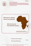 Russel Black et Pierre-Félix Burollet - Géologie de l'Afrique - Analyse documentaire.