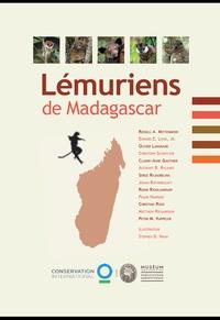 Russell A. Mittermeier - Lémuriens de Madagascar.
