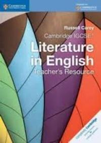 Histoiresdenlire.be Cambridge IGCSE Literature in English Image