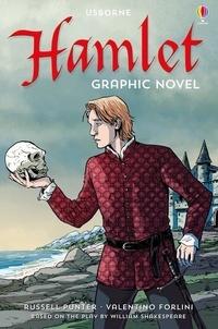 Russell Punter et Valentino Forlini - Hamlet - Graphic novels.