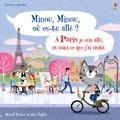 Russell Punter et Dan Taylor - Minou, Minou, où es-tu allé ? - A Paris je suis allé, et voici ce que j'ai visité.