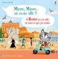 Russell Punter - Minou, minou où es-tu allé ? - A Rome je suis allé, et voici ce que j'ai visité.