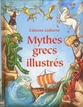 Russell Punter et Susanna Davidson - Mythes grecs illustrés.