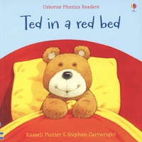 Russell Punter et Stephen Cartwright - Ted in a red bed.