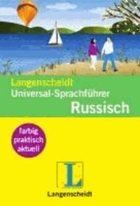 Russisch. Universal - Sprachführer. Langenscheidt - Der handliche Reisewortschatz.