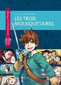 Alexandre Dumas et  Russkey - Les Trois Mousquetaires.
