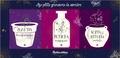 Rustica - Mes petits grimoires de sorcière - Coffret 3 livres.