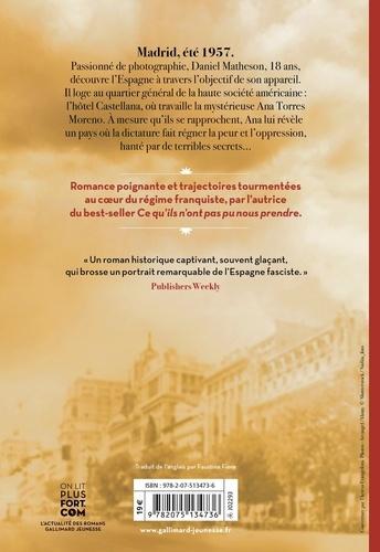 Hôtel Castellana. Destins croisés dans l'Espagne de Franco