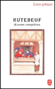 Rutebeuf - .