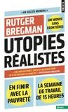 Rutger Bregman - Utopies réalistes.