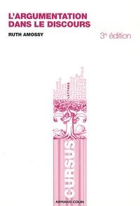 Ruth Amossy - L'argumentation dans le discours.