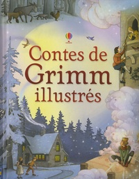 Ruth Brocklehurst et Gillian Doherty - Contes de Grimm illustrés.