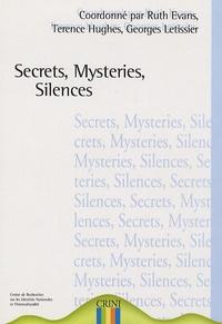 Ruth Evans et Terrance Hughes - Secrets, mystéries, silences.