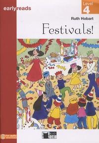 Alfredo Belli et Ruth Hobart - Festivals ! - Earlyreads Level 4.