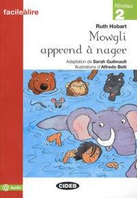 Ruth Hobart - Mowgli apprend à nager.