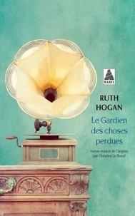 Livres pdf gratuits télécharger iphone Le gardien des choses perdues in French