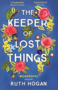 Ruth Hogan - The Keeper of Lost Things.