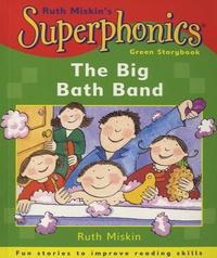 Goodtastepolice.fr The Big Bath Band - Superphonics Green Storybook Image