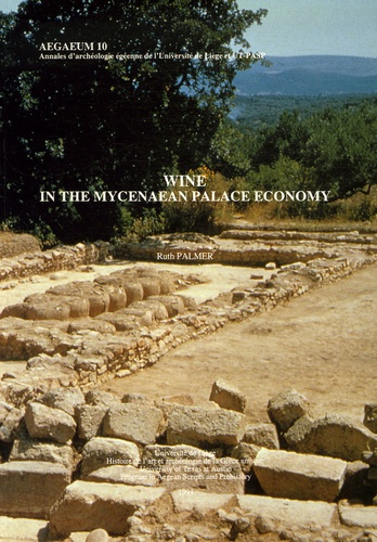 Ruth Palmer - Wine in the Mycenaean Palace Economy.