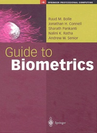Guide to Biometrics - Ruud-M Bolle |