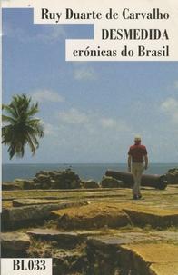Ruy Duarte de Carvalho - Desmedida - Luanda, São Paulo, São Francisco e volta.