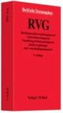 RVG - Rechtsanwaltsvergütungsgesetz, Gerichtskostengesetz, Familiengerichtskostengesetz, Justizvergütungs- und -entschädigungsgesetz mit Gebührentabellen, Rechtsstand: 1. August 2013.