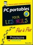 Ryan C. Williams - PC portables pour les nuls - Pas à Pas.