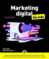 Ryan Deiss et Russ Henneberry - Marketing digital pour les nuls.