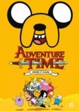 Ryan North et Shelli Paroline - Adventure Time Tome 2 : Donjons et glaçons.