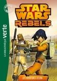 Ryder Windham - Star Wars Rebels Tome 1 : Les aventures d'Ezra.